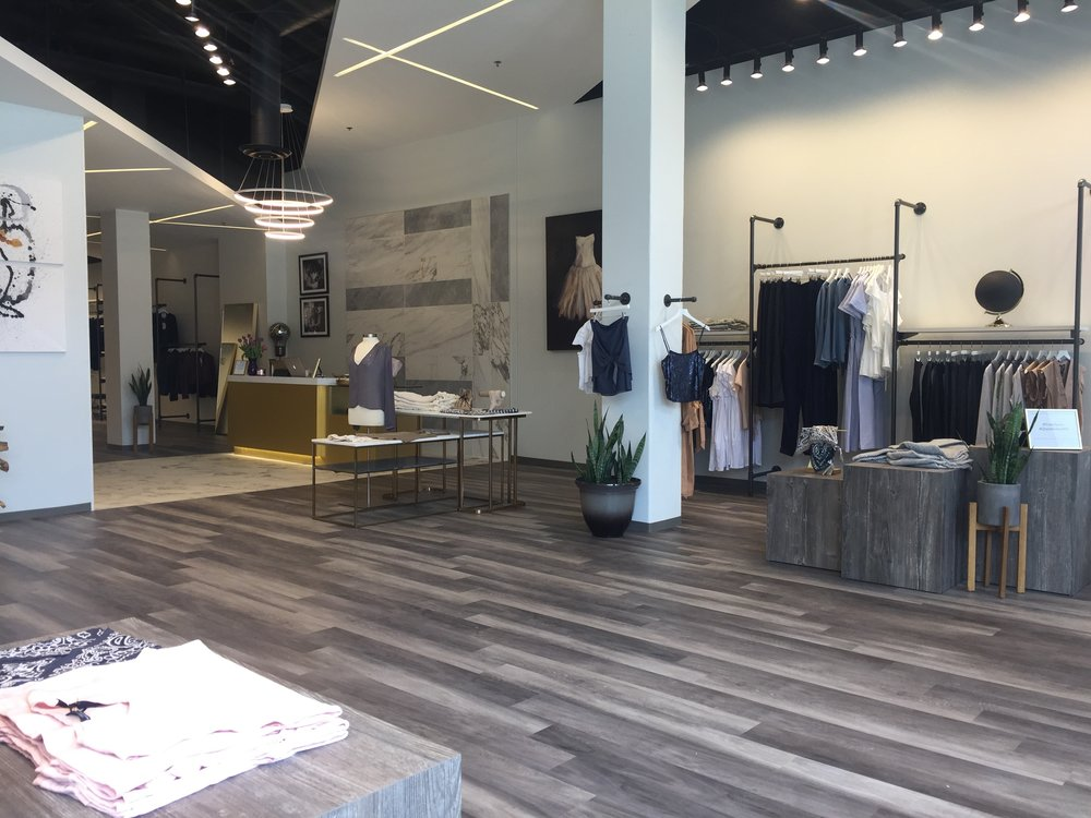 ... Anna Boutique And One Posh Closet. Crowe Worked With Owner Nicole  Jennings And Tanek Architects For Preconstruction Planning And The Overall  Buildout.