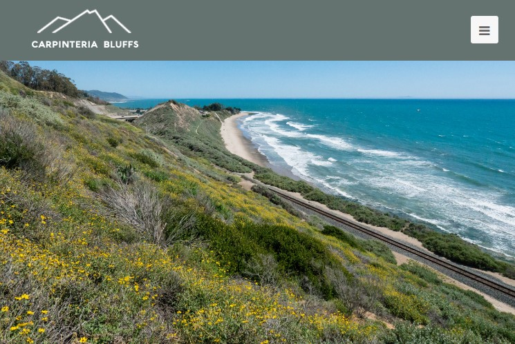 Carpinteria Bluffs - The Bluffs provide public access to coastal wonders for the City of Carpinteria.