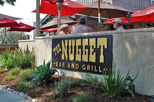 The Nugget - Burgers, steaks, salads and seafood. 2318 Lillie Avenue Summerland, CA 93067 (805) 969-6135