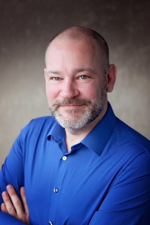 Jeff Silvernail    Marketing Coordinator
