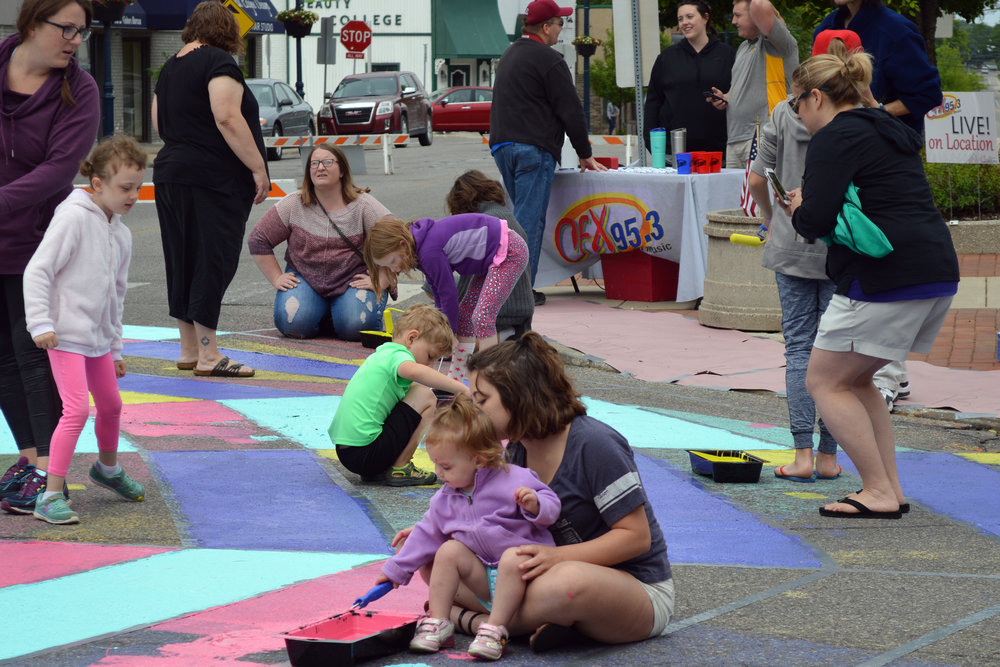 Community Outreach--2018 Paint the Intersection.jpg