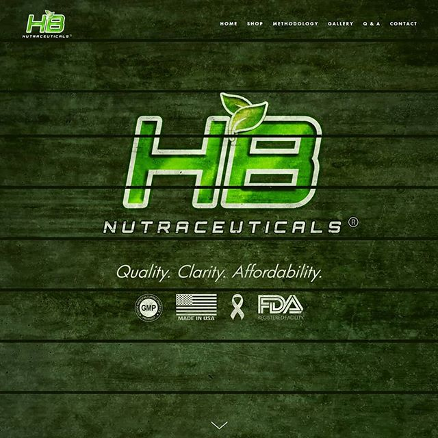 "HB Nutra is online! Get ""The Healthy Blend"" pre-workout now: www.hbnutraceuticals.com. Special thanks to Thriv Creative for making it happen! www.ThrivCreative.com  #preworkout #healthylifestyle #madeinusa #supplements #HBNutra  Visit our website and ORDER NOW! $29.99. Also, look for our various promo discounts @priceplow and @1manthrillride as well as @absolutesavagelife  Thanks to Gregory Stearns @thrivcreative for flawlessly developing our website in a timely fashion."