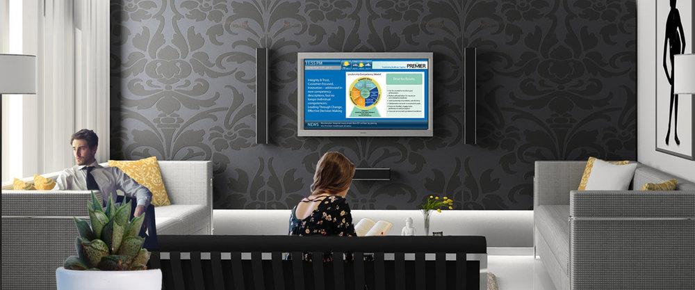 SmarterSign Lobby - Premier