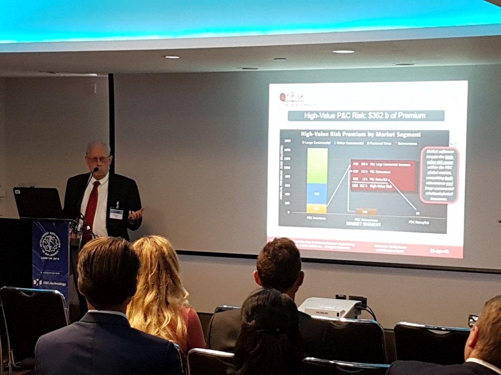 - 'Intelligent Automation in Insurance' conferenceGrange Tower Bridge HotelLondon, UK