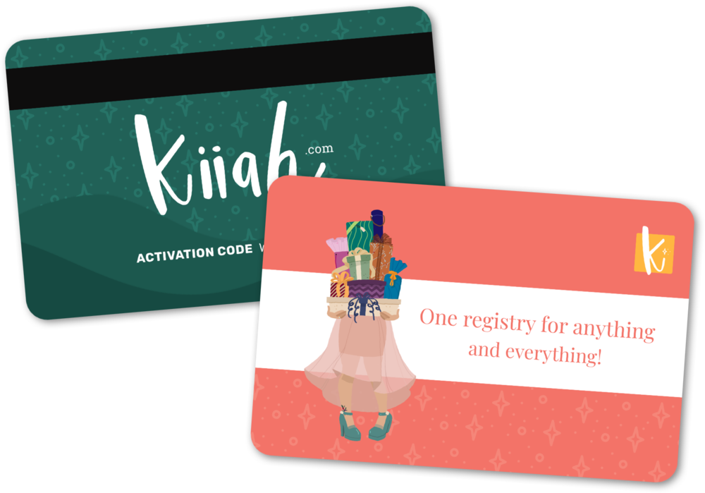 Received a Kiiah Rewards Card? -