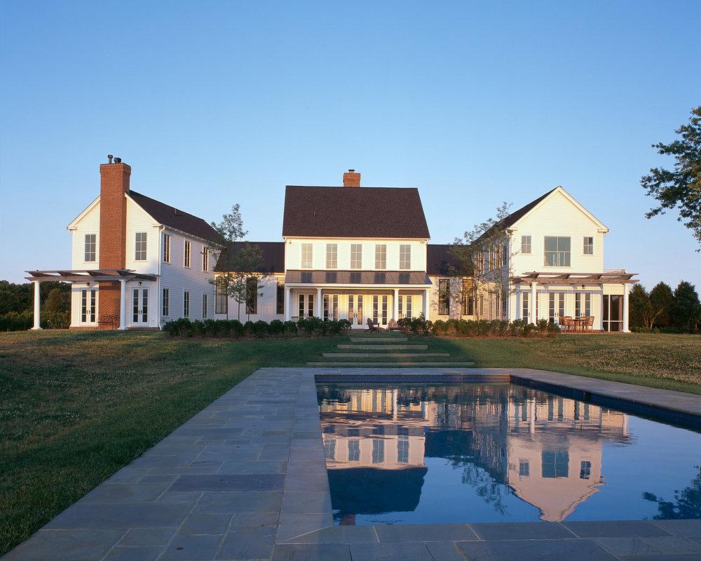 Kent Island Farmhouse