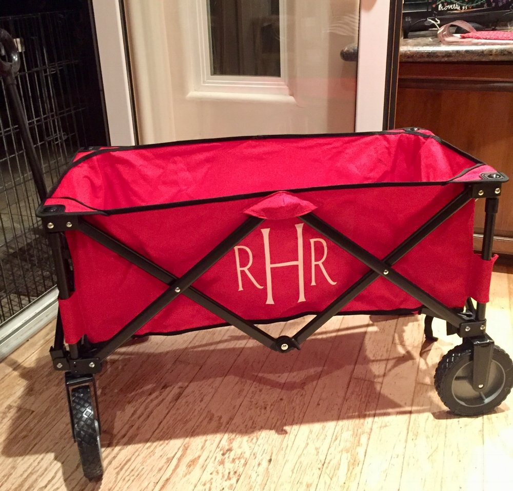 RHR cart stands at the ready.