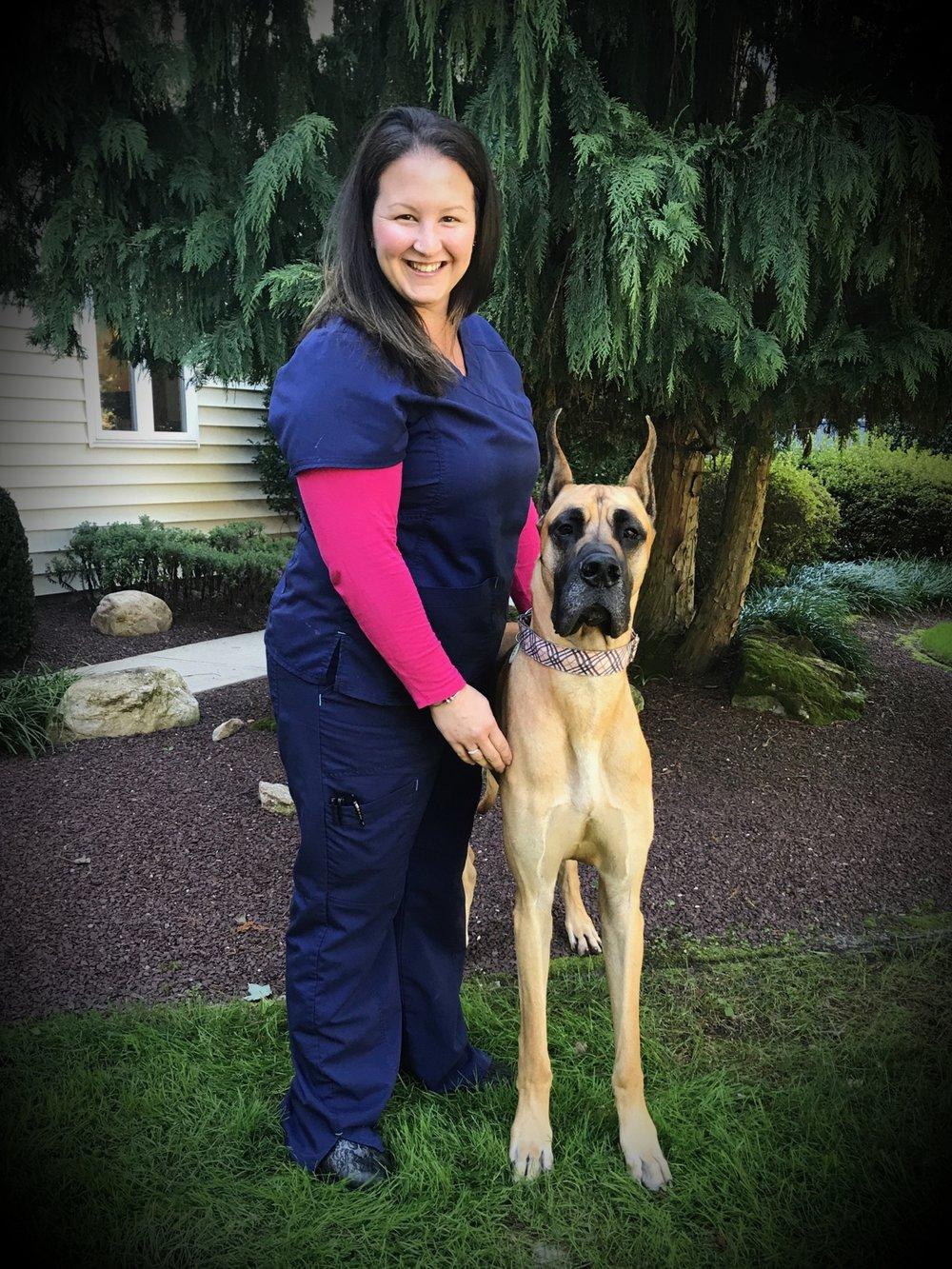 Kara Berry Aqua Dog and Cat Rehabilitation