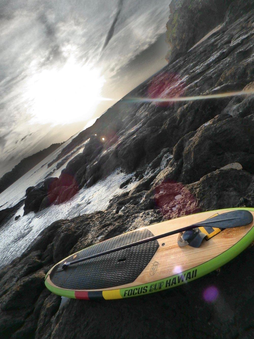 SUP Santa Catalina Panama