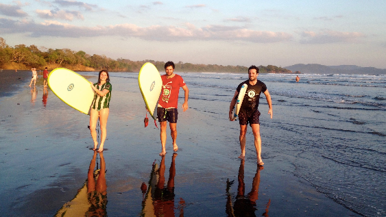 Learn about our Surf Camps here!