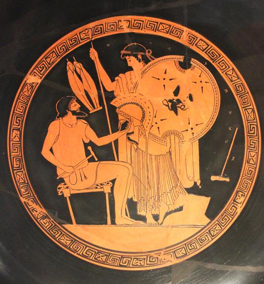Greek Thetis gets weapons for Achillesfrom Hespethetis.jpg
