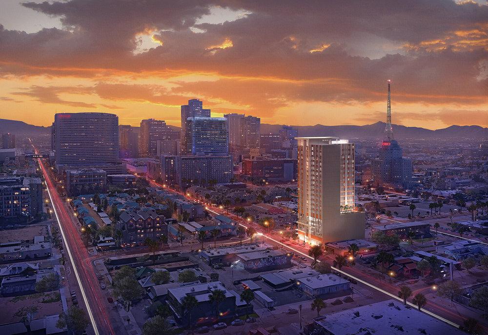 Phoenix, AZ. Wilder Belshaw Architects