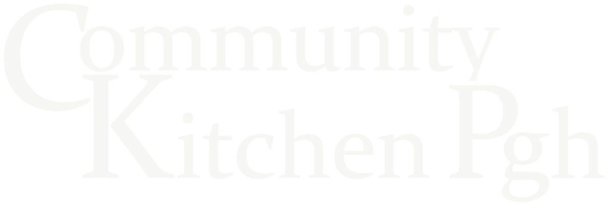 Community Kitchen Pittsburgh