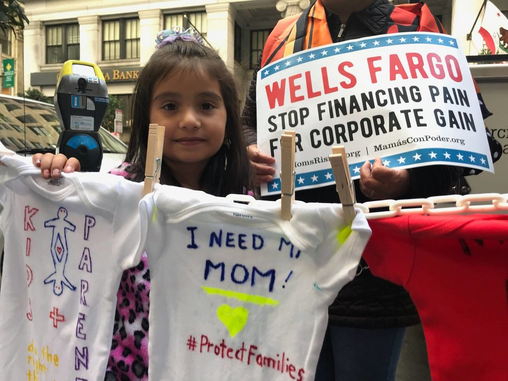 Sign on above to urge the CEOs of Wells Fargo and JPMorgan Chase to Break Up with Private Prisons, or We'll Break Up With our Banks! - #RealMoneyMoves