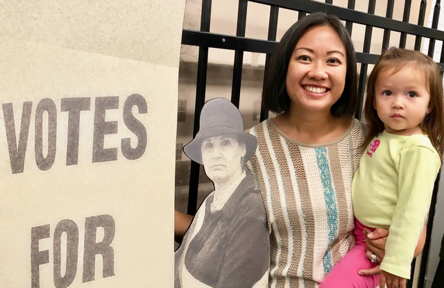 Virginia could be the 38th state to ratify the ERA - Our own Kathy Tran is spearheading an effort to make Virginia the last state vote needed to allow the United States Congress to ratify the Equal Rights Amendment (ERA), which would become the 22nd Amendment to the Constitution.