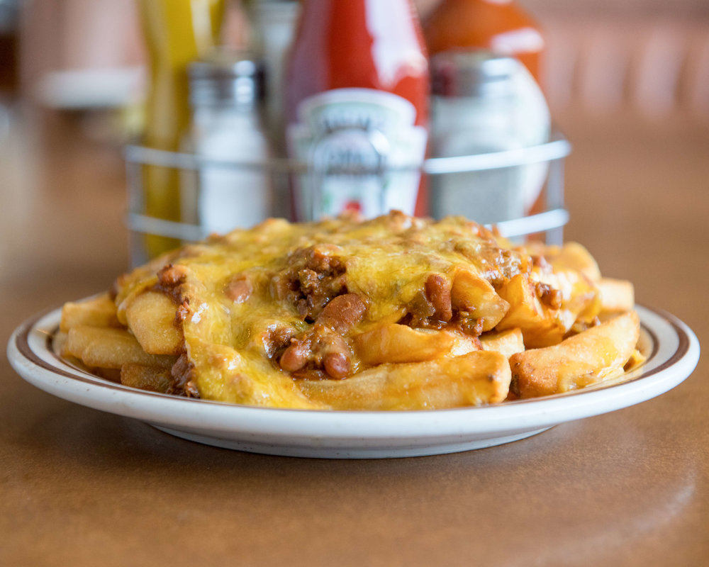 CHILI FRIES $8.50