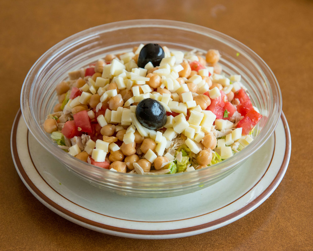 CHOPPED SALAD $13.95