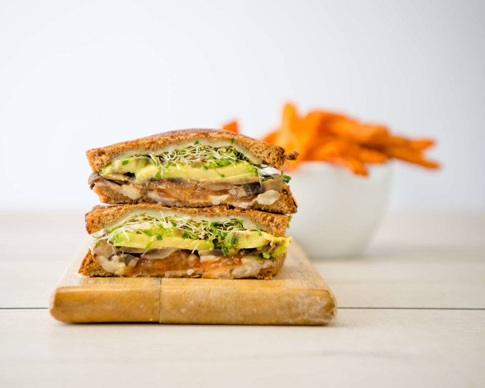 AVOCADO MELT $15.75