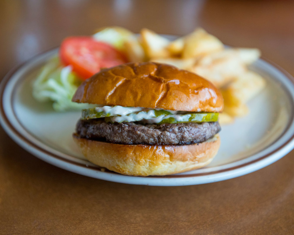 CANTER BURGER $13.50