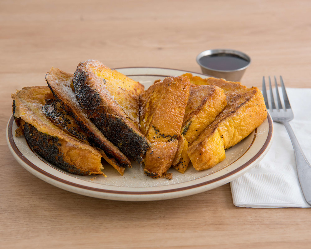 FRENCH TOAST $8.95