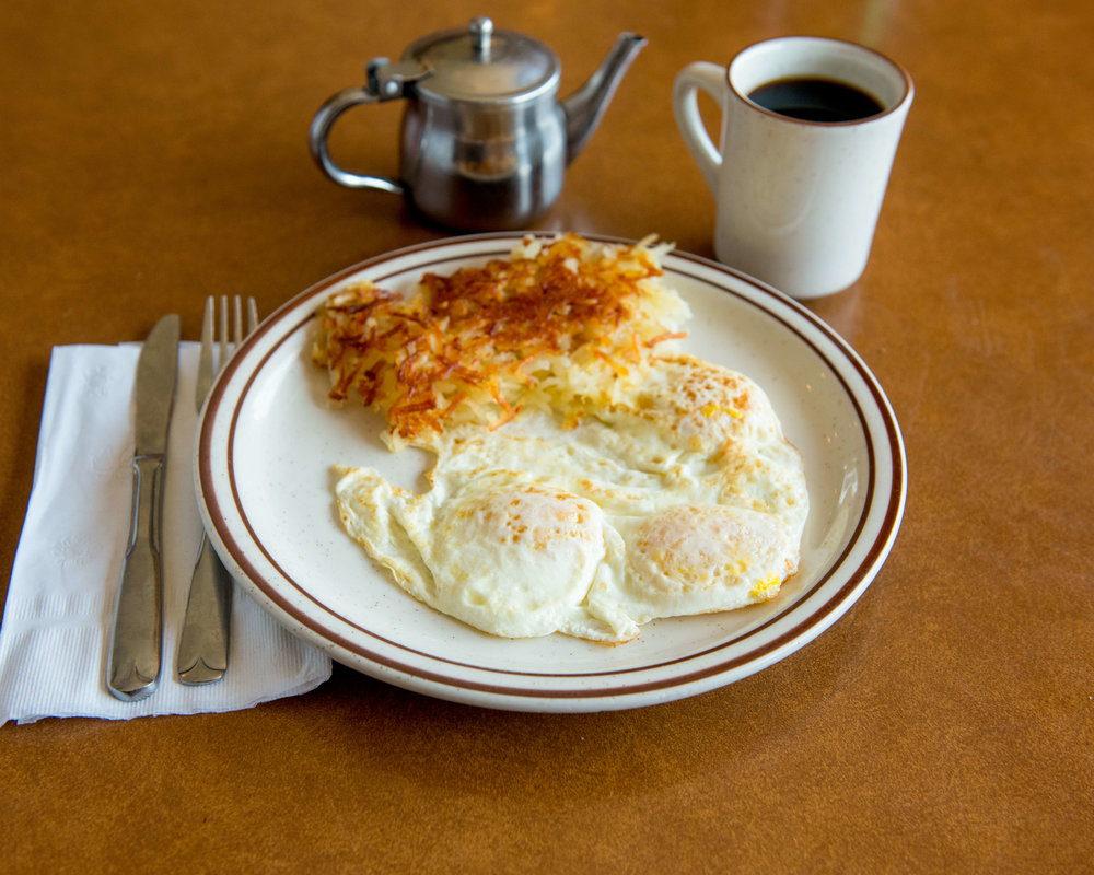 2 EGGS ANY STYLE $8.50