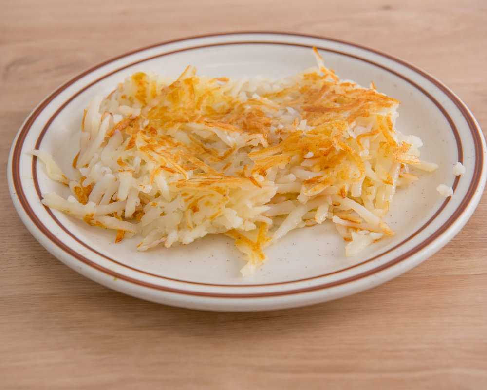 HASHBROWNS $4.75