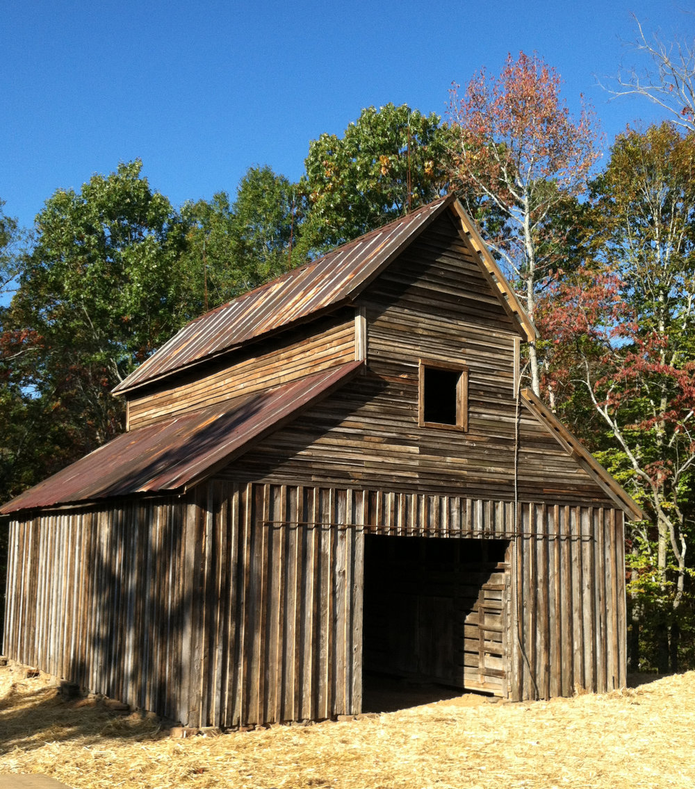 LEE FARM BARN -