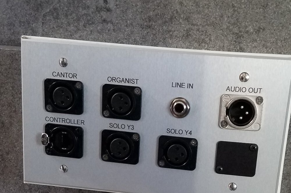 Connection Plate -