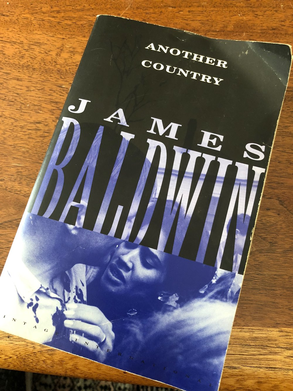 "When someone asks me, ""Which James Baldwin novel should I read?""  I always recommend this one."