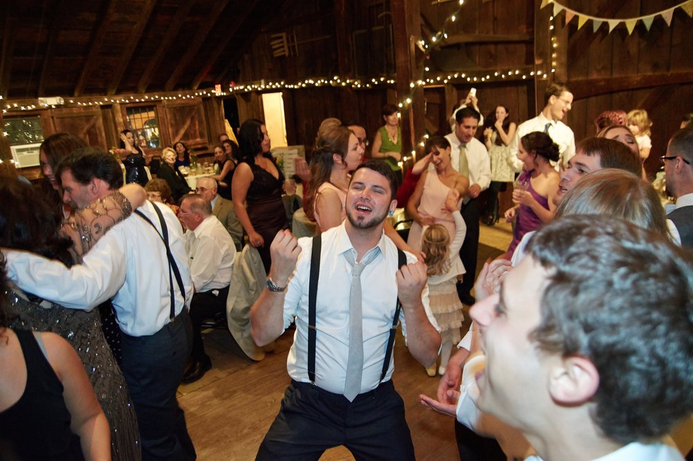 Webb Barn Wedding Videographer