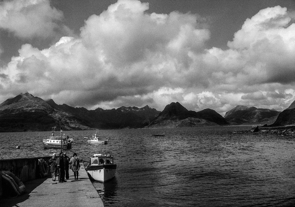 Ferry to Loch Coruisk