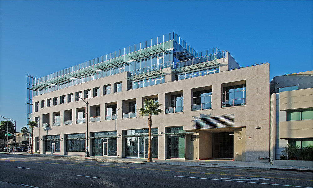 WILSHIRE ROBERTSON OFFICE