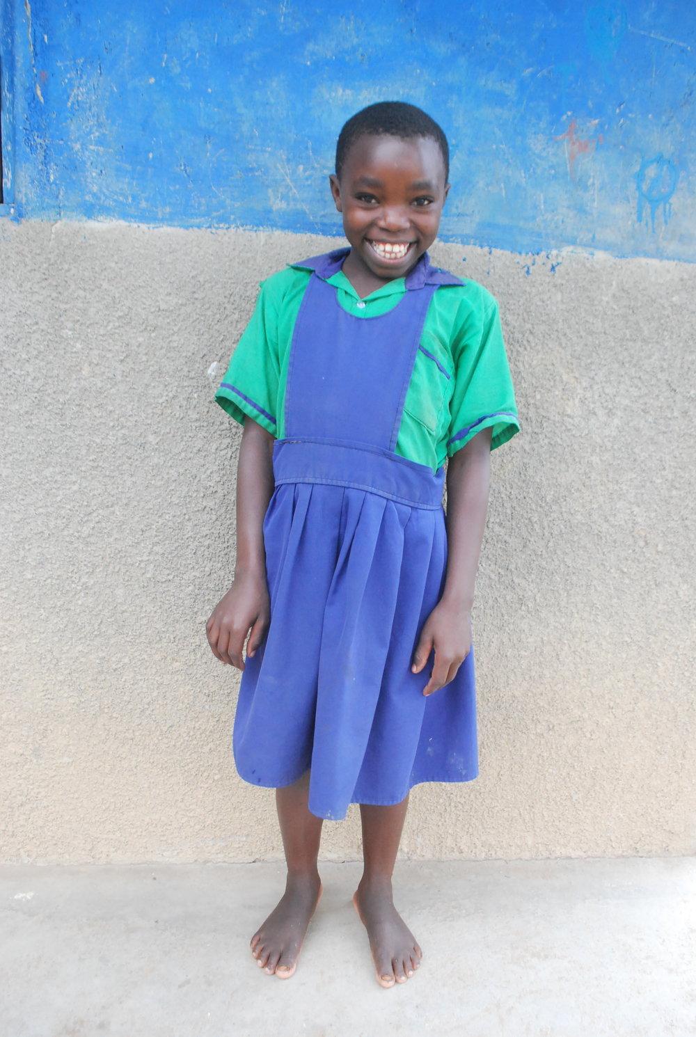 Nzyabake Scovia  - Daddy died of Malaria