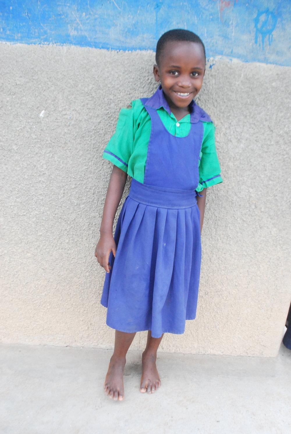 Kabugho Liiza - Daddy died of Tuberculosis