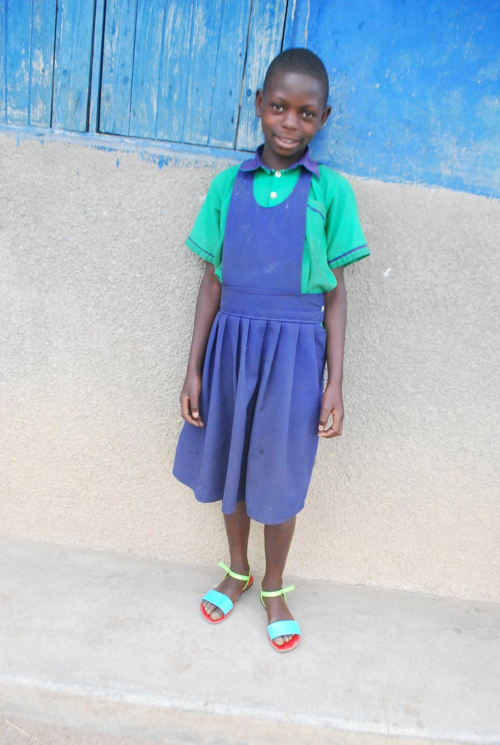 Masiaka Esther - Mammy died of Malaria Fever