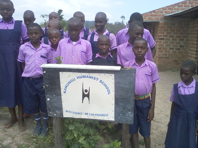 PUPILS POSING ON THE NEW SCHOOL POST copy.jpg