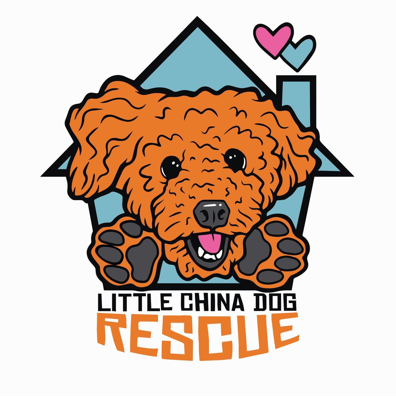 Little China dog rescue