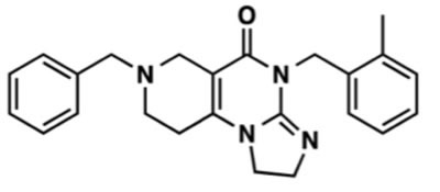 Chemical structure of ONC201