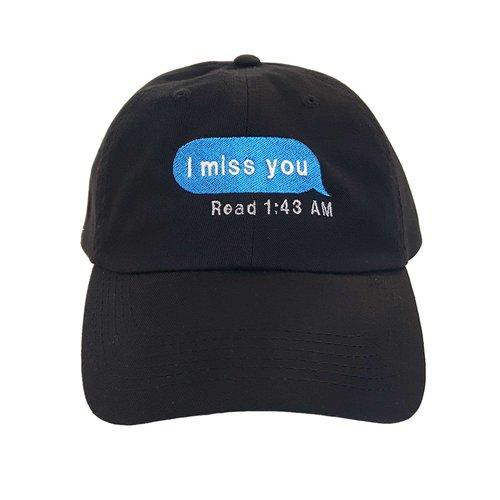189bbe45e6d4a I Miss You Dad Hat — Hats 4u USA