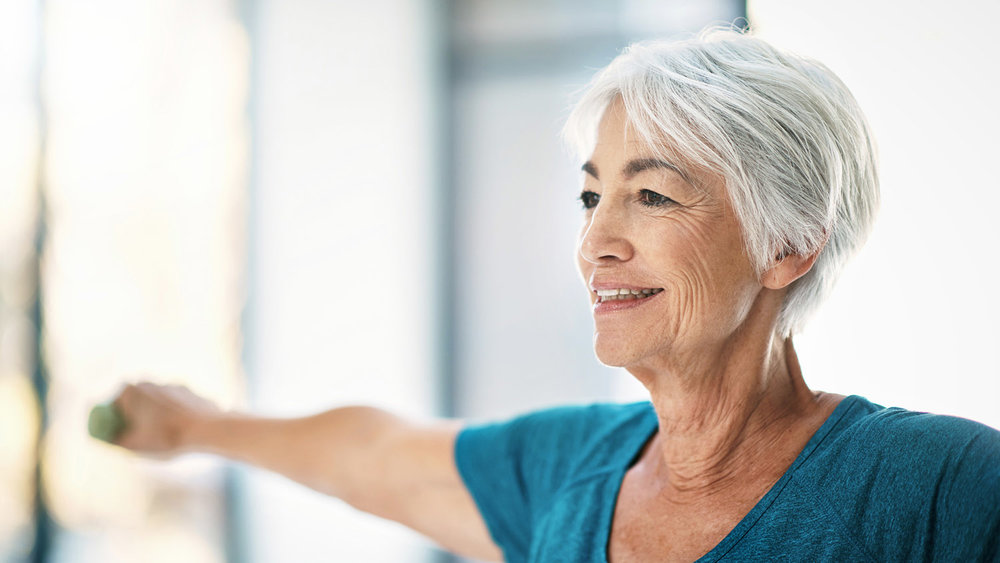 Senior Fitness   MEMBERSHIP - 3 MONTH    3 Month Contractual Commitment  Features: 2 Classes per Week, Access to App Reservation, Fitmetrix Heart Rate Tracking, 1 Complimentary Personal Training Session (30 Minutes), 1 Complimentary Nutrition Coaching Session (30 Minutes)