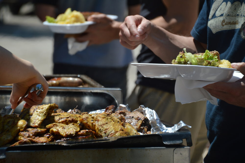 Supper on the Square - On Monday nights we host a meal for the downtown community in our fellowship hall.Contact usif you are interested in helping to prepare or serve a meal.