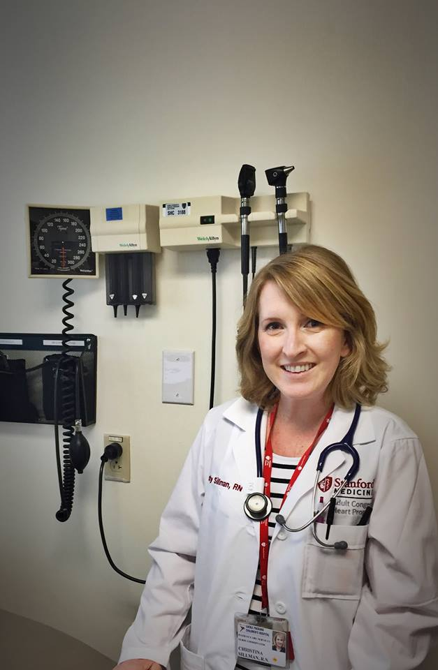 """""""Once I started as a nurse I realized there was power in my ability to say """"I understand"""" to my patients. I'm able to connect with them and reassure them that I'm here to help and support them."""" - -Christy Sillman"""