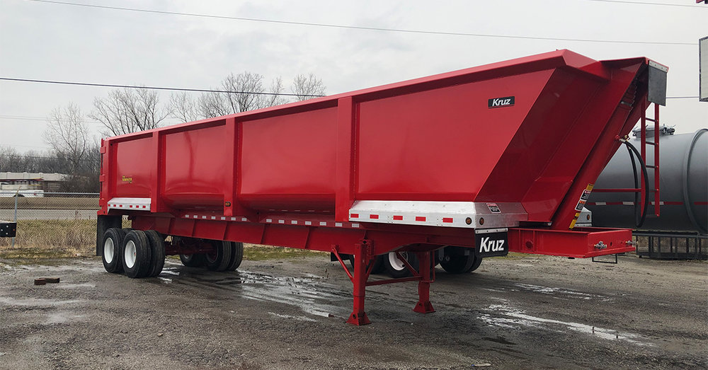 Trailer Repair - Hoosier Trailer & Truck Equipment specializes in trailer repair for our customers in the greater Fort Wayne area. Our full service shop is staffed with experienced technicians able to repair anything from frames to wheels on all makes and models of trailers.