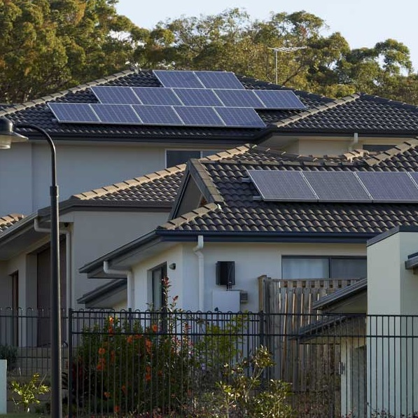 solar for 650,000 homes -