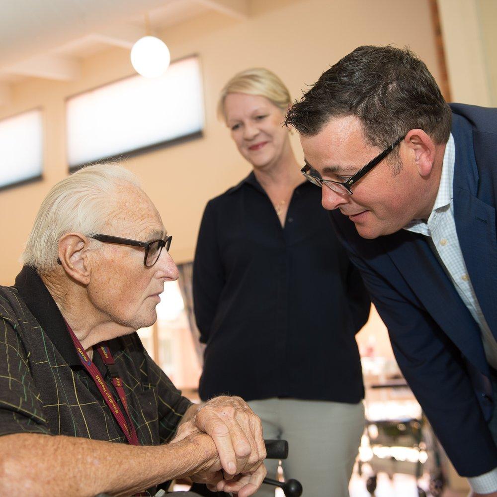 Regional care closer to home -