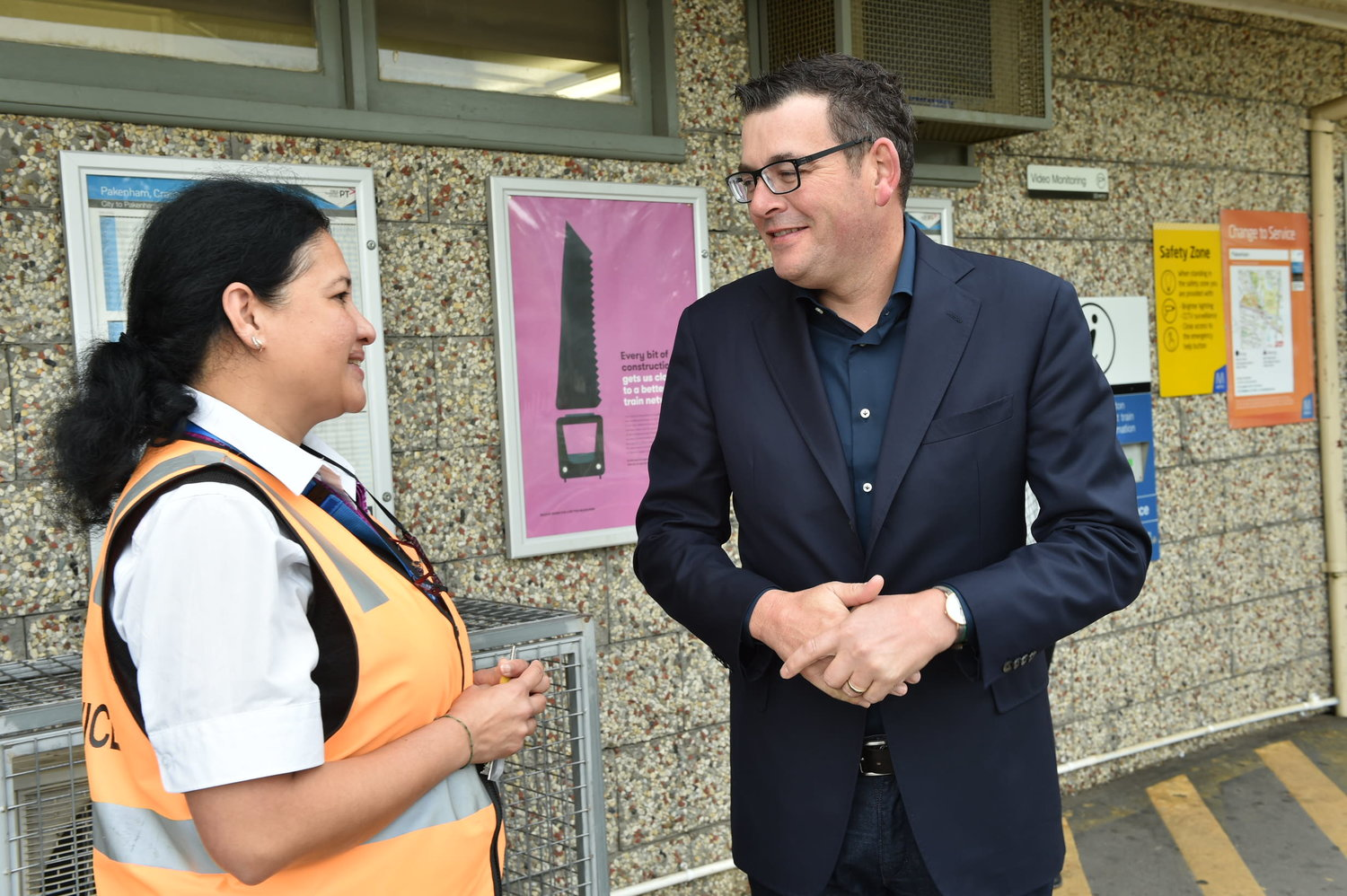 More Train Station Car Parking For Geelong Commuters Dan Andrews