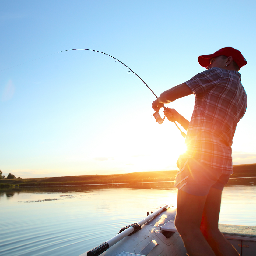 Delivering for boaters and fishers -