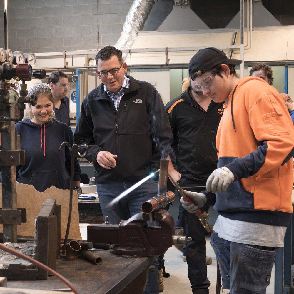 Building better TAFE in Warrnambool -
