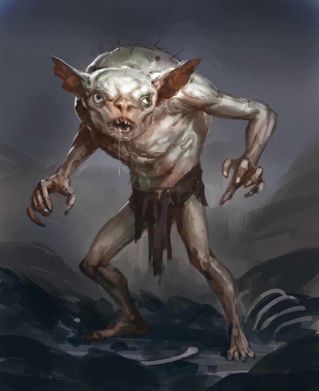 Goblin Leper