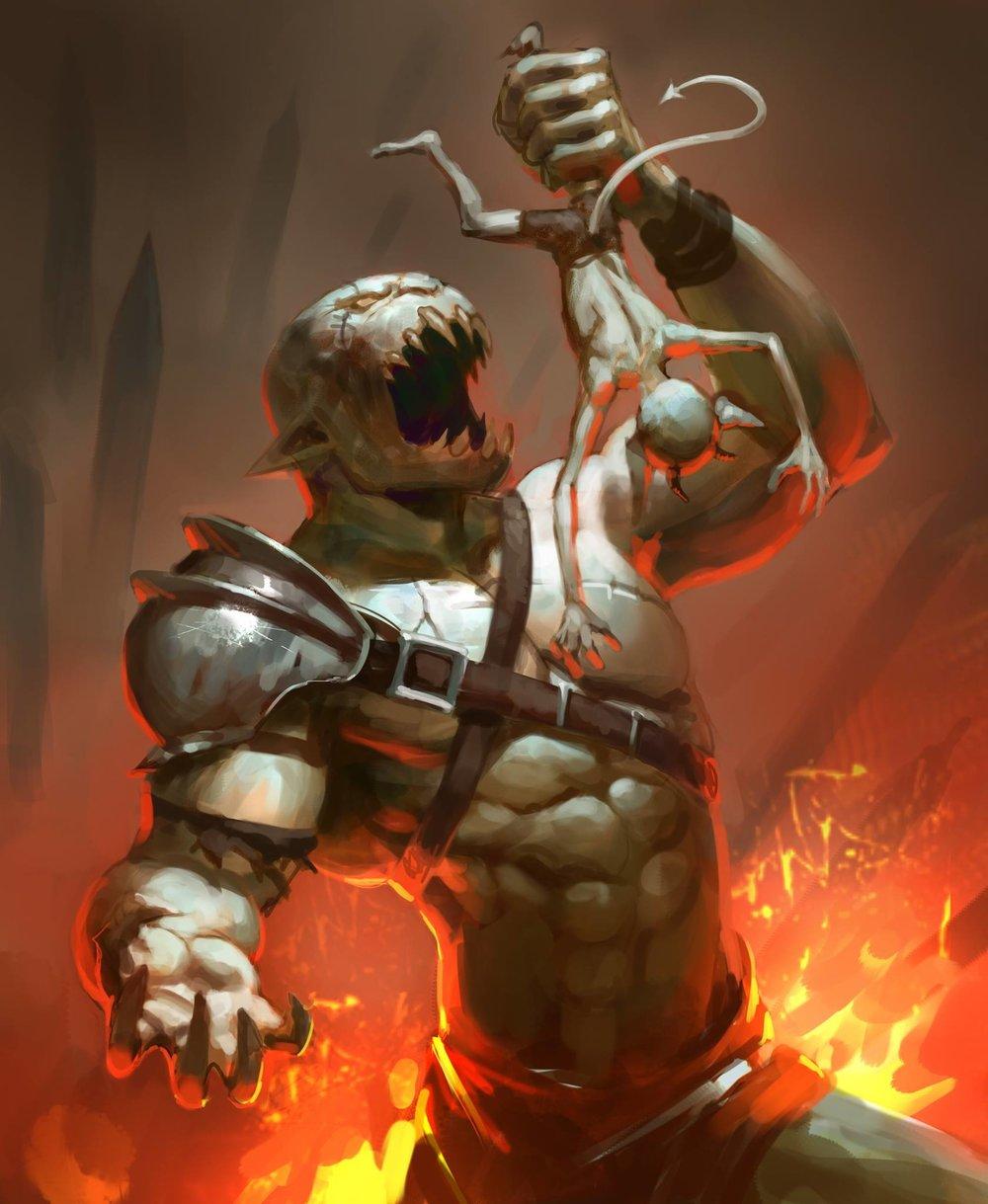 Goblin Devourer